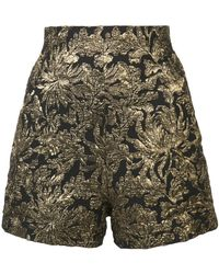 Haider Ackermann - Jacquard Shorts - Lyst