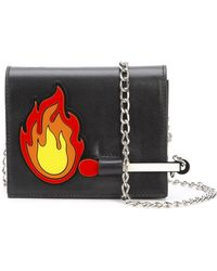 Yazbukey - Fire Patch Chain Bag - Lyst