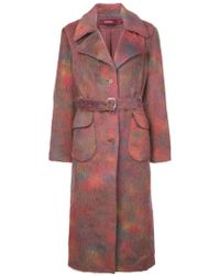 Sies Marjan - Belted Trench Coat - Lyst
