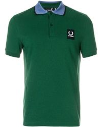 Fred Perry - Short Sleeve Polo Shirt - Lyst