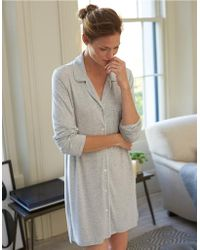 The White Company | Jersey Nightshirt | Lyst