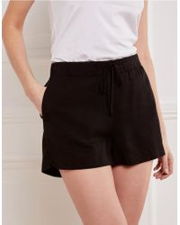 The White Company - Pull On Shorts - Lyst