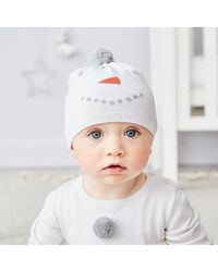 The White Company - Snowman Hat - Lyst