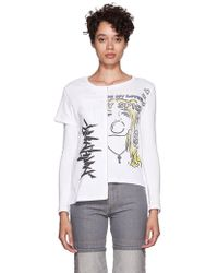 Neith Nyer - Eva Graphic T-shirt - Lyst