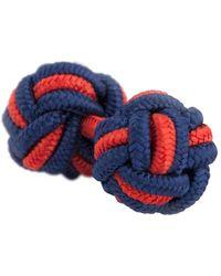 Thomas Pink - Classic Two - Tone Cuff Knots - Lyst