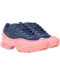 Raf Simons - Adidas X Ozweego Blue And Pink - Lyst