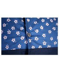 Marc Jacobs - Multicolour Ace Floral Short Sleeved Sport Shirt - Lyst