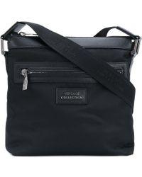 Versace - Shoulder Bag Black - Lyst
