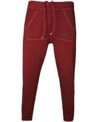 DSquared² - 2 Joggers Red - Lyst