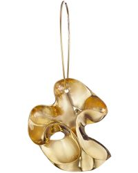 Tibi - Paige Novick For Single Floral Sculpture Earring - Lyst