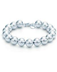Tiffany & Co. - Bead Bracelet - Lyst