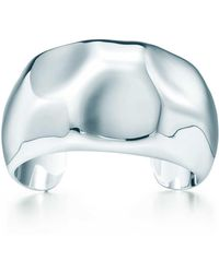 Tiffany & Co. - Faceted Cuff - Lyst