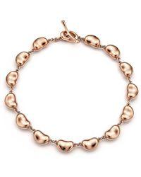 Tiffany & Co. - Bean Bracelet - Lyst
