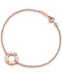 Tiffany & Co. - Pierced Bracelet - Lyst