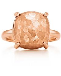 Tiffany & Co. - Hammered Ring - Lyst