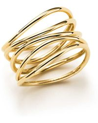 Tiffany & Co. - Wave Ring - Lyst