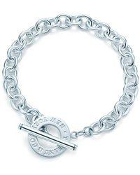 Tiffany & Co. - Toggle Bracelet - Lyst