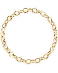 Tiffany & Co. - Oval Link Bracelet - Lyst