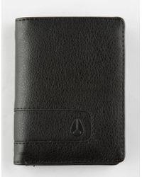 Nixon - Rf Canvas Card Wallet - Lyst