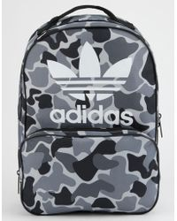 b359b4e669 Lyst - Adidas Originals Classic Backpack in Green for Men