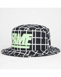 Hall of Fame - Block Glow In The Dark Mens Bucket Hat - Lyst