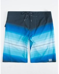 Billabong - Fluid X Mens Boardshorts - Lyst