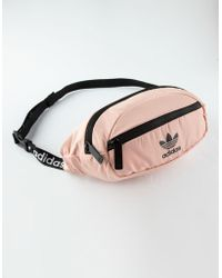 adidas - Originals National Pink Fanny Pack - Lyst