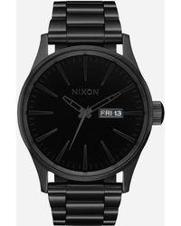 Nixon - The Sentry Bracelet Watch - Lyst