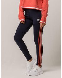 adidas - Active Icons Womens Leggings - Lyst