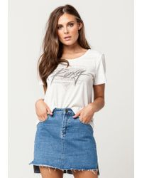 Roxy | Just Simple Womens Tee | Lyst