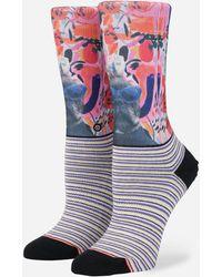 Stance - Yes Darling Womens Socks - Lyst