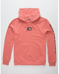 The North Face - Patches Mens Hoodie - Lyst