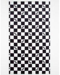 Vans - Checkerboard Beach Towel - Lyst