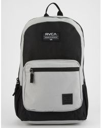 RVCA - Estate Heather Gray Backpack - Lyst