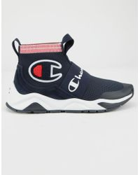 13b49310756a8 Lyst - Men s Champion High-top sneakers On Sale