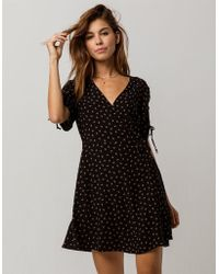 Others Follow - Moonlight Wrap Dress - Lyst