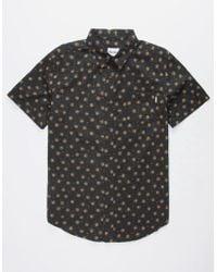 Rhythm - Bengal Mens Shirt - Lyst