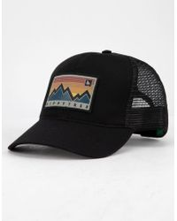 2ae35f5460e HippyTree - Color Point Mens Trucker Hat - Lyst