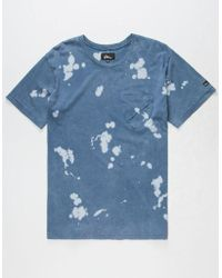 Imperial Motion | Badge Acid Mens Pocket Tee | Lyst