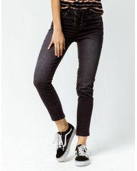 aee97b50c5329 Billabong - Side By Side Womens Skinny Jeans - Lyst