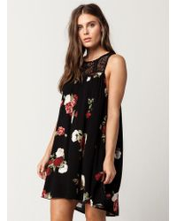 Others Follow - Vintage Rose Dress - Lyst