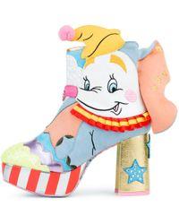 Irregular Choice - Disney's Dumbo X Sweet Little Dumbo High Heel Boots - Lyst