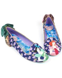 6836f2d925b Irregular Choice - Cinderella Collection  Ugly Sister Flats - Lyst
