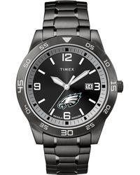 Timex Watch Acclaim Philadelphia Eagles Black