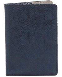Tj Maxx - Rfid Leather Passport Cover - Lyst