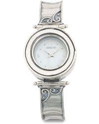Tj Maxx - Women's Made In Israel Sterling Silver Watch - Lyst