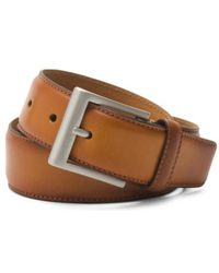 Tj Maxx - Men's Made In Italy Leather Belt - Lyst