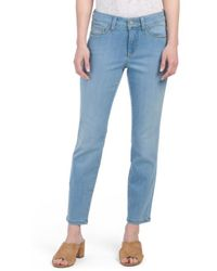 Tj Maxx - Petite Made In Usa Clarissa Stretch Ankle Jeans - Lyst