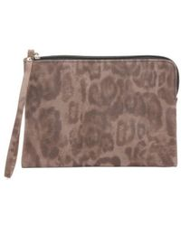 Tj Maxx - Made In Italy Leather Wristlet - Lyst