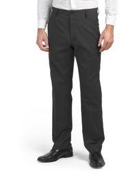 Tj Maxx - Stretch Flat Front Trousers - Lyst